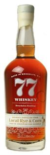 Breuckelen Distilling Local Rye & Corn 77 Whiskey 750ml